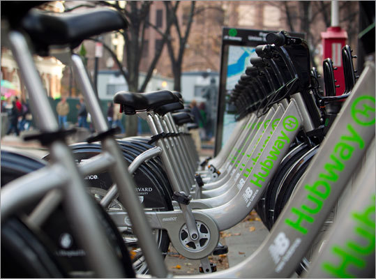 Biking Dusting off that bike you have in storage is a great way to work in some exercise with your honey without having to spend a lot of money (or don grungy workout clothes). There are many places in and around the city you can rent bikes , too, if you don't own any.