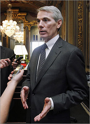 Rob Portman The Ohio senator hails from an important swing state. His background as a former House member and Bush administration trade representative and Office of Management and Budget chief has also given him serious financial chops, dove-tailing with Romney's key campaign theme. In addition, Portman is said to be a favorite of the Bush family, who have come out one after another to endorse Romney. Portman, a Dartmouth College graduate, has not been vetted for a national race before.