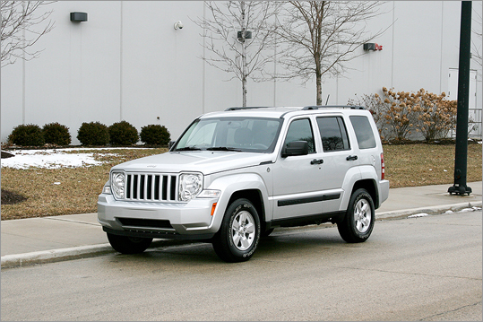 4. Jeep Liberty True outdoor warriors appreciate the Liberty's rugged maneuverability and easily cleaned interior, calling it everything from comfortable and powerful to attractive. However, even drivers who love their Liberty warn that the all-wheel drive systems behave like a locking differential and can be problematic on anything resembling a perfectly good paved road, but they simultaneously praise its relative fuel-efficiency. Search for a new Jeep