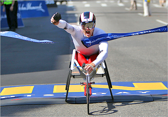 Joshua Cassidy winner