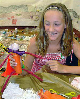 April 20-21: Trash Tales Discovery Room Make your own toy or other creation from 'trash' at the Peabody Museum and take it home. Explore real artifacts and the stories behind shoes made with tires, toys shaped from scrap wire, and more. For kids age 5 and up. Noon - 4 p.m., $25 for adults, $15 for students and seniors, Peabody Museum at Harvard University, 11 Divinity Ave., Cambridge. 617-495-3216. www.peabody.harvard.edu
