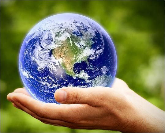Save money while saving the earth Many tips for being green don't quite coincide with frugal lifestyles. In an effort to dovetail these two purposes, money-saving expert Andrea Woroch offers budget-friendly ways to go green.