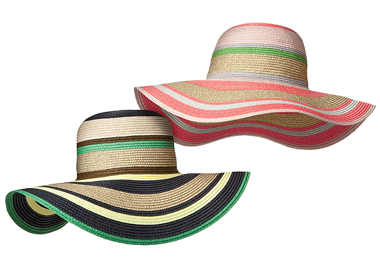 The Webster for Target sun hats