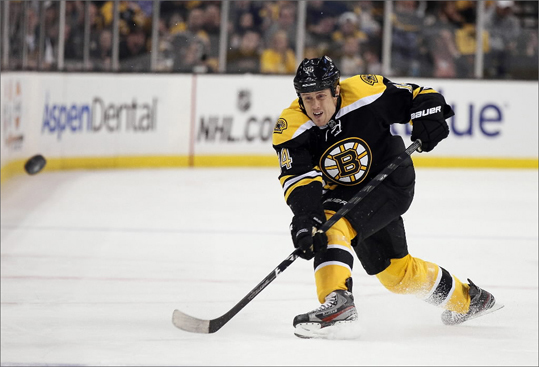 What should the Bruins do about Joe Corvo?