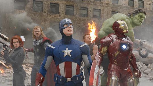 'Marvel's The Avengers'
