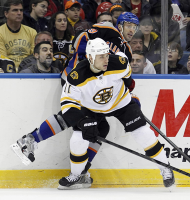 Gregory Campbell Position/status: Center, unrestricted free agent 2011-12 stats: 8 goals, 8 assists in 78 games Dupont's call: Possibly re-signs, returns as No. 4 center ($1.1 million salary cap figure)