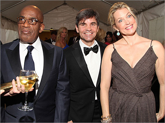 Al Roker, George Stephanopoulos