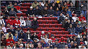 How the Red Sox define sellout streak