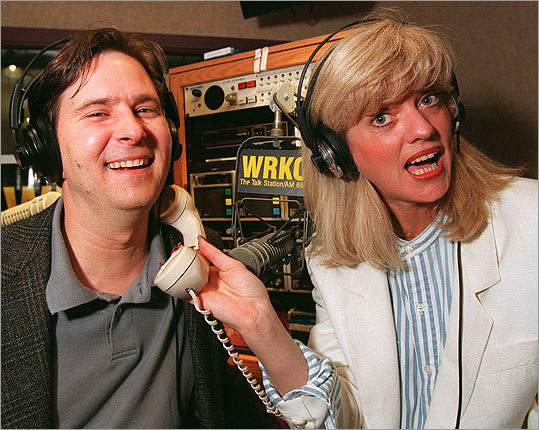 DJ 'TAI' AND MARJORIE CLAPPROOD