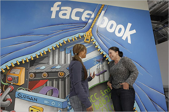 In September 2006, Facebook began letting anyone over 13 join. It also introduced News Feed, which collects friends' Wall posts in one place. Although that led to complaints about privacy. News Feed became one of Facebook's most popular features.