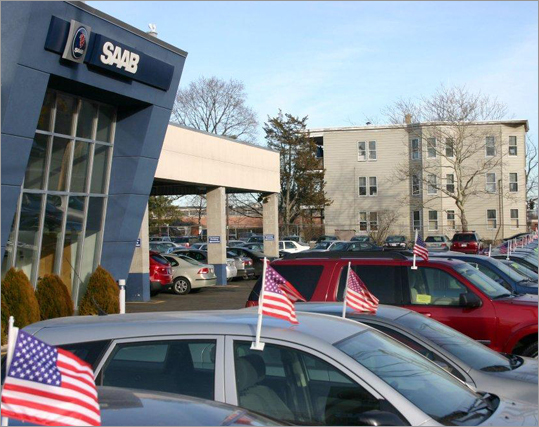 Saab Charles River will hold a farewell open house on Saturday.