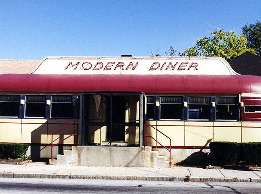 Modern Diner, Pawtucket This was the first diner to be accepted on the National Register of Historic Places. On the show, the Griffin family often eats at the Nifty Fifties Diner, which resembles the Modern. 364 East Ave., 401-726-8390 For more information on the tour, visit www.tourblackstone.com , or call 800-454-2882.