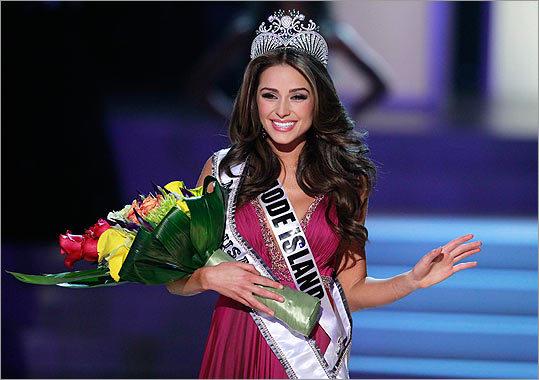Miss Rhode Island Olivia Culpo