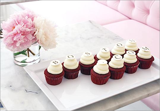 Boston.com Cupcakes