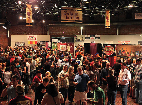 "Belgian Beer Fest Sept. 7-8, Boston Beer Advocate 's festival devoted to Belgian-style brews and sponsored by Allagash Brewing Co. returns to Boston this fall. The fest will include a ""Night of the Funk"" featuring strange, funky styles of beer like sours, lambics, gueuzes, and more. More info to come. 539 Tremont St., Boston, beeradvocate.com"