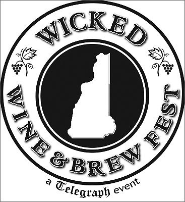 Wicked Wine & Brew Fest Sept. 8, Litchfield, N.H. It's beer for a good cause – The Nashua Telegraph raises money for the New Hampshire Food with this festival. This year, they're going green by doing away with plastic tasting cups, instead offering commemorative glasses. Tickets are $20 in advance, $25 at the entrance. On the grounds of Mel's Funway Park, Route 454 Charles Bancroft Highway, Litchfield, N.H., www.nashuatelegraph.com