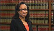 Boston, MA 5/3/12 US District Court Judge Denise J. Casper (cq) is photographed in the John Joseph Moakley United States Courthouse (cq), on Thursday, May 3, 2012. (Pat Greenhouse/Globe Staff); Reporter: Milton Valencia; Section: Business; Slug: 10judge