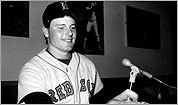 Roger Clemens through the years