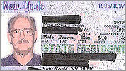 Alleged fake IDs