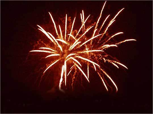 Independence Day at Old Sturbridge Village Enjoy fireworks and music, games, and magic on the evening of July 3 and an all-day celebration on July 4 that includes a martial band, a reading of the Declaration of Independence, and making your own tri-cornered hat. Learn 19th-century dances and play a game of 'base ball.' See a recreation of the election of 1840. Enjoy food and beverages and have a picnic on the common. Tuesday, July 3, at 6 p.m. and Wednesday, July 4, from 9:30 a.m. to 5 p.m. $10 per person for members, $12 per person for non-members, $15 per person after July 1, free for children under age 3. Old Sturbridge Village, 1 Old Sturbridge Village Road, Sturbridge. www.osv.org