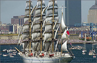 Navy Week and OpSail 2012
