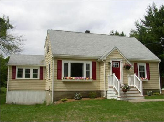 Dormered cape 28 images metal roof cape cod style for How much does it cost to dormer a cape