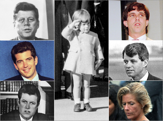 The Kennedy family has suffered a number of tragedies and untimely deaths over the years. Here is a look at some of those instances.