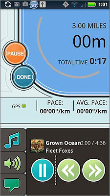 "Hal Higdon Half Marathon Novice 1 The app claims it will have you ready for a half marathon in just 12 weeks, taking you from running two to three miles all the way up to running 10 miles a week before your race. In the plan, you run three days a week, cross train two days, and rest two days. There are two shorter runs and one long run each week. While you're running, Hal's voice offers you encouragement every few miles, which, on a particularly long run, is nice (especially when he starts calling out, ""you can do it, only 500 feet left!""). Cost: $9.99 Available for: Android, iPhone"