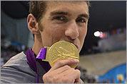 Olympics scenes: Day 8