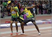 Aug. 11 Olympics scenes: Day 15