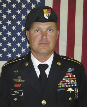 Master Sergeant Gregory R. Trent, 38, Norton