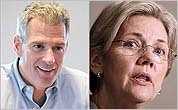 Brown vs. Warren campaign ads