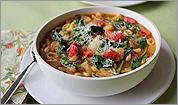 Recipe: Vegetarian minestrone soup