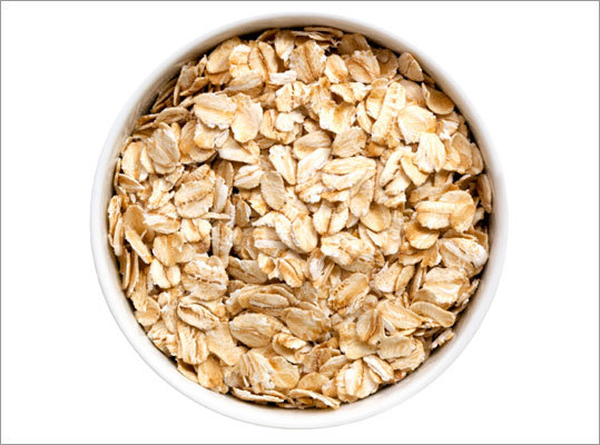 The temperature is dropping, and you want to start your morning with hot oatmeal. The quality of dry oatmeal stored at room temperature will remain good for: