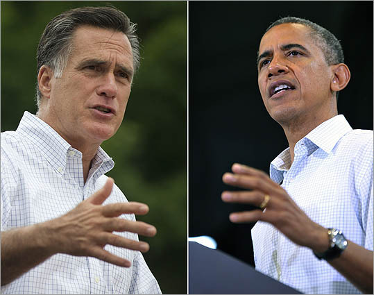 During every political campaign, candidates suffer from bouts of foot-in-mouth disease from time to time. The presidential contest between former Massachusetts governor Mitt Romney and President Obama is no different. Here are some of the most notable gaffes so far that have tripped up the candidates on the campaign trail.