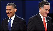 Obama, Romney assert, rebut economic plans