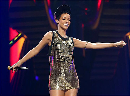 Where did Rihanna find love in her hit 'We found love'?