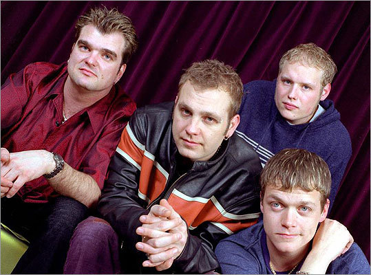 Tell us the correct 'Here without you' lyrics sung by 3 Doors Down