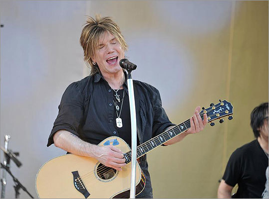Can you recall the lyrics to 'Slide,' sung by the Goo Goo Dolls?
