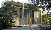 Sarasota's cube house