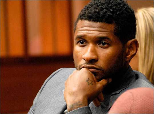 R&B star Usher tells Vh1 that he simply loves stars. Hear all about Usher's fascinations with stars on this Vh1 video clip .