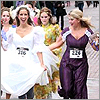 Running with the Bridesmaids 2012