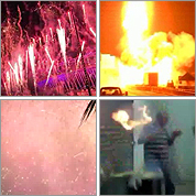 Watch: Best explosions of 2012
