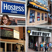 15 locations that closed in 2012