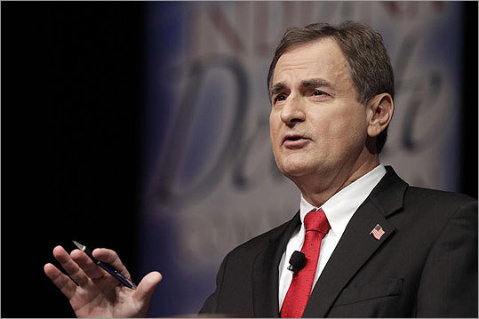 Richard Mourdock's rape comments In October, when asked whether abortion should be legal in cases of rape or incest Indiana state treasurer and Republican Senate candidate Richard Mourdock said when a woman is impregnated during a rape, 'it's something God intended.' Mourdock lost his Senate bid to Democrat Joe Donnelly in November.