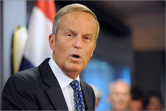 Todd Akin's 'legitimate rape' comment Missouri Congressman Todd Akin sparked controversy in August when he said the female body can reject a pregnancy during the act of a 'legitimate rape.' After his remarks, Akin ignored calls from his own party to withdraw from the race. In November, he lost to incumbent Democratic Sen. Claire McCaskill.