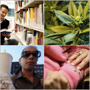 Most influential health stories of 2012