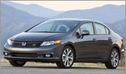 Best-selling cars in New England