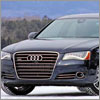 Audi A8L a tech-laden flagship for winter climes