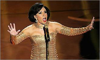 Singer Shirley Bassey